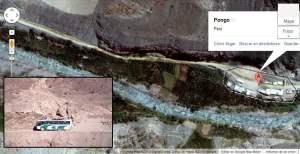 (Mapa y foto referencial) Mueren 19 personas tras volcadura de bus entre Yauyos-Cañete (Audio)