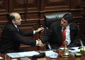 (Foto diario Correo) Perú Posible no apoyará reelección de Víctor Isla para presidir el Congreso
