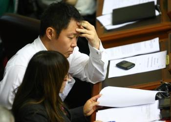 "Kenji Fujimori: ""A Timaná lo presionan desde arriba para que me difame"""