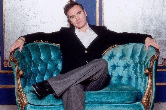 (Foto Facebook)  Morrissey no se intoxicó con comida peruana sino en una trattoría de Lima