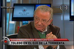 Waisman revela otra mentira de Toledo sobre el caso Fernenbug