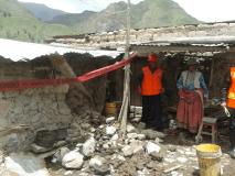 Arequipa: Sismo de 5.7 grados provoca derrumbe de diez casas y varios heridos