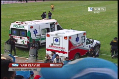 (Video) Jair Clavijo: Así lucharon los médicos por reanimar a crack de Cristal