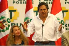 Un 90% cree que Alejandro Toledo si participó en millonaria compra de inmuebles