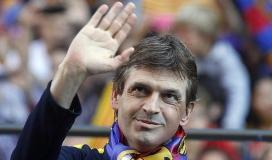 Tito Vilanova ya no es más entrenador del FC Barcelona.