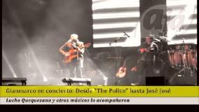"""Gian Marco en concierto: Desde """"The Police"""" hasta José José"""