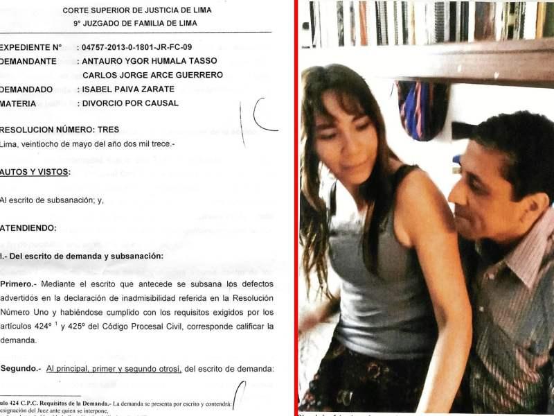 (AUDIO) Antauro Humala podrá casarse con Ina Andrade pero no la tendrá fácil