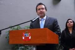 """Juan Jiménez tras su salida de la PCM: """"Me voy complacido de servir al país"""""""