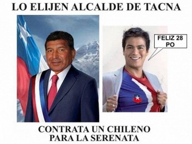 Polémica: No quieren que chileno Américo cante en el día de Tacna
