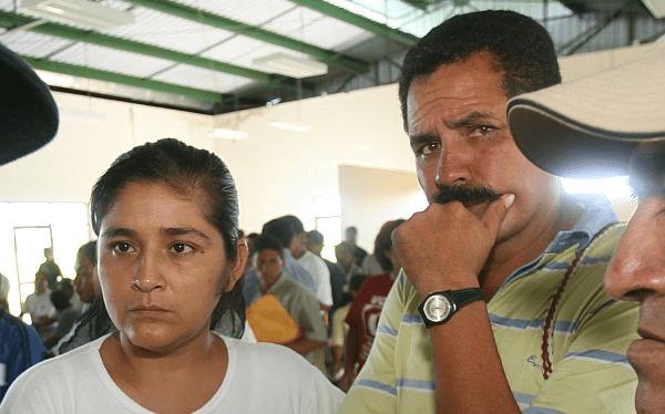 Ex esposo de Nancy Obregón fue internado en penal Piedras Gordas