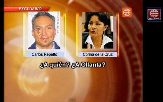 Audios revelan que Antauro Humala y emisarios presionan por licitaciones