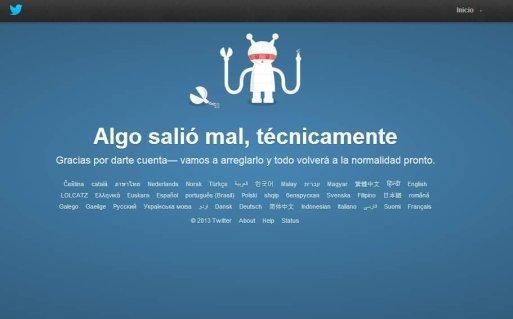 Twitter se cae y genera incomodidad entre usuarios