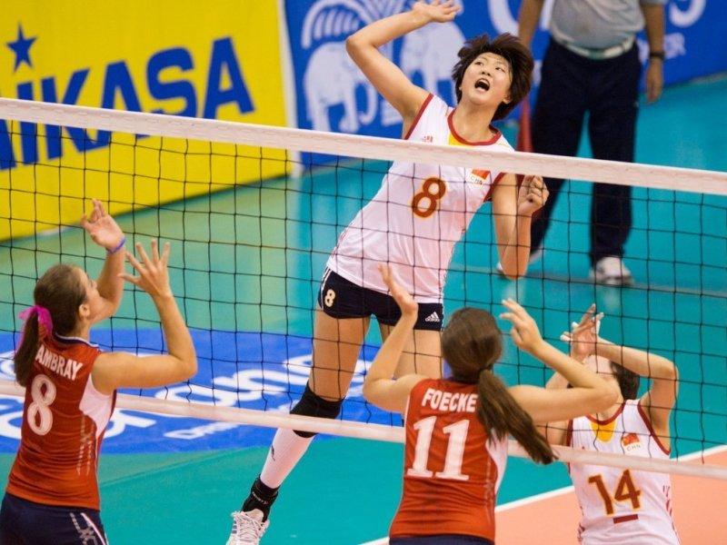 China venció a EE.UU. y es campeón en mundial de vóley Sub-18
