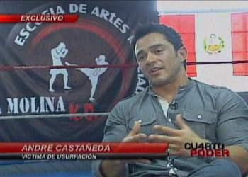Mafia de prostitución gay usurpa identidad de boxeador