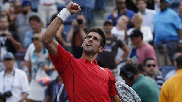 Djokovic ofreció uno de los partidos más completes de su carrera tenística.