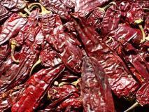 Las pocas exportaciones  de páprika ha generado el déficit en el rubro capsicum durante los primeros siete meses del año.