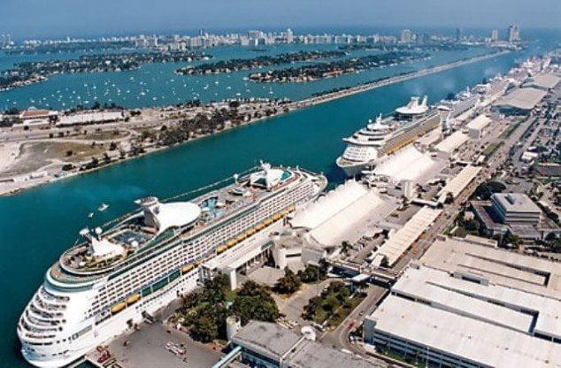 El puerto de Miami podrá recibir a partir de octubre cargamentos peruanos de uva y arándanos.