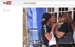 Pánico y temor: Suben a Youtube videos de fuerte sismo (Video)