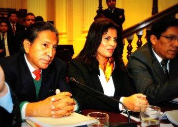 Alejandro Toledo no declaró ante comisión de Fiscalización y se victimiza