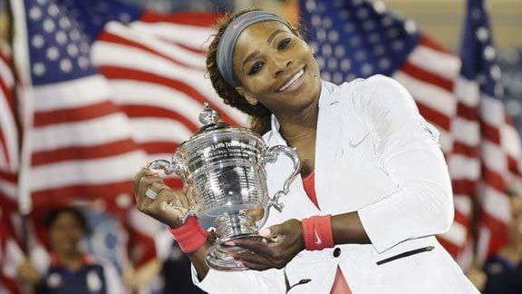 Serena Williams fue la mejor en el US Open 2013.
