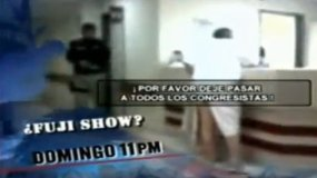VIDEO / Alberto Fujimori arma escándalo en clínica y amenaza a enfermera