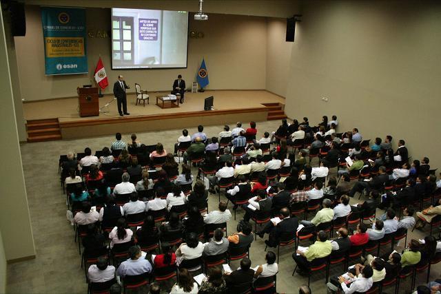 La Cumbre Internacional de Comercio Internacional Exterior se realizará el 22 de octubre en Lima.
