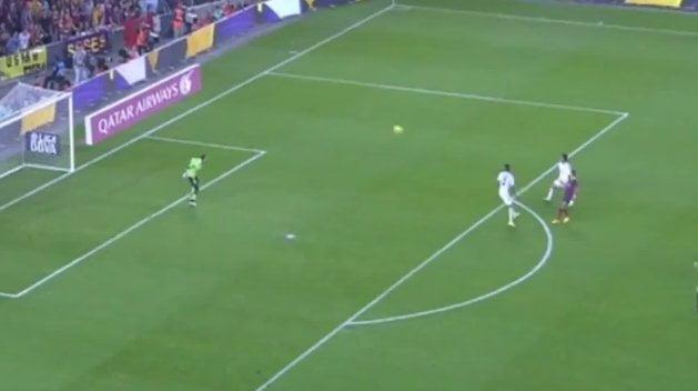 [VIDEO] Mira el gol de Alexis Sánchez en el Barcelona vs. Real Madrid