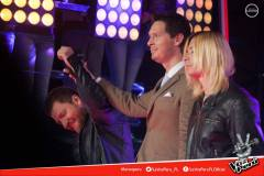 [VIDEO] La Voz Perú: Alejandro Guerrero derrota a Ramiro Saavedra 'Kurt Cobain'