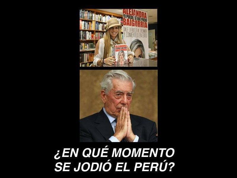 Salen memes contra Alejandra Baigorria y su libro en redes sociales
