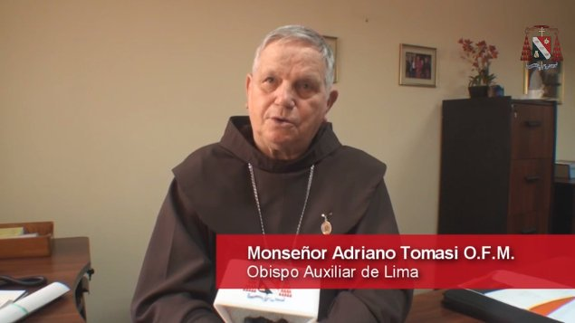 Monseñor Tomasi: