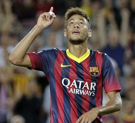 [VIDEO] El gol de Neymar en el Barcelona vs Real Madrid