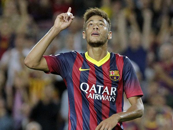 [VIDEO] El gol de Neymar en el Barcelona vs Real Madrid
