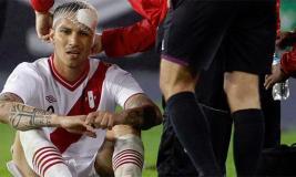 Paolo Guerrero no jugará los últimos dos partidos de Perú por clasificatorias Brasil 2014.