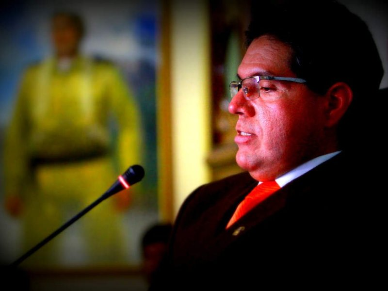 """Michael Urtecho: """"Perdí el cargo de Congresista pero gané camino a la vida eterna"""""""
