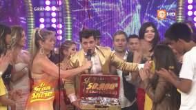 El gran show: Gino Pesaressi y Carolina ganan la final más S/. 50 mil