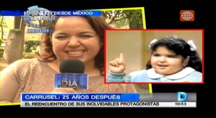 """Hilda Chávez, la enamoradiza """"Laurita"""" (Domingo al Día)"""