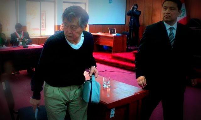 Alberto Fujimori ahora no descarta hacer política con arresto domiciliario