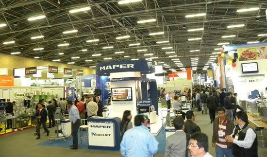La delegación peruana del sector de empaque habría participado  con éxito en la feria colombiana Andina Pack.