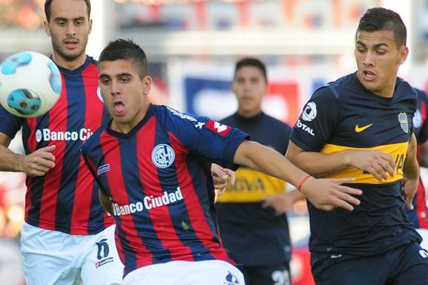 Boca enfrentará al San Lorenzo en el clásico de la fecha.