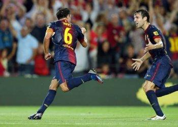 [VIDEO] Barcelona derrota 4-0 al Granada por la Liga española