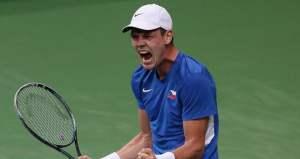 Berdych logró empatar la final de Copa Davis tras derrotar sin problemas a Lajovic.