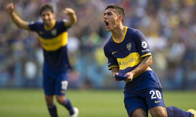 En los cinco minutos finales Boca dio vuelta el marcador ante Tigre y se acercó al líder.