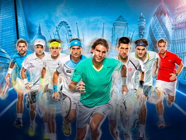Ocho tenistas irán por el último título del año. Djokovic es el campeón defensor.