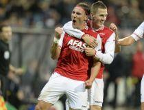 AZ es el nuevo líder del campeonato holandés.