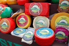 A partir del 2014 se exportará quesos madurados.