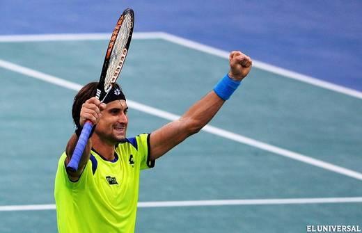 Tras el triunfo de Ferrer, se aseguró a un tenista español en la final de Paris-Bercy.