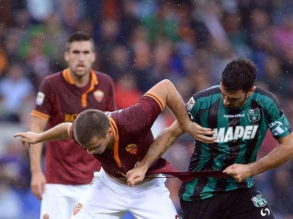 La Roma espera volver al triunfo y continuar como puntero del campeonato italiano.