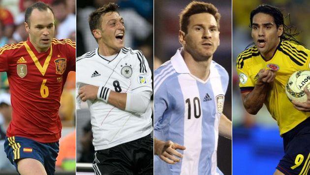 Aunque no se indicó el nombre de los países , confeccionistas peruanos elaborarán uniformes para seis delegaciones de equipos clasificados al mundial de fútbol 2014.