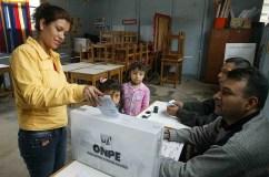 Hoy votan más 6 millones de limeños: Encuentra tu mesa aquí