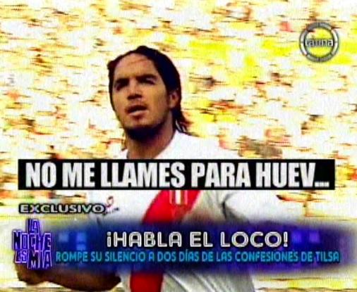 "Juan Vargas explota de ira por Tilsa Lozano: ""No me llamen para cojudeces"""